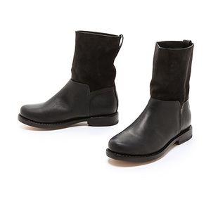 Rag & Bone Highland Moto Boots